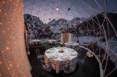 Successo per la 'Cena tra le stelle' a Courmayeur