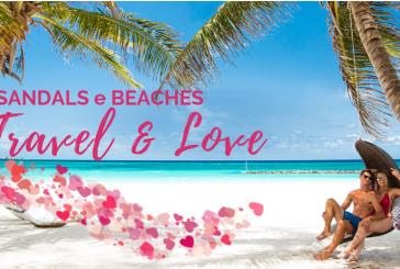Sandals e Beaches Travel & Love, nuova promozione di Alidays per i viaggi nozze