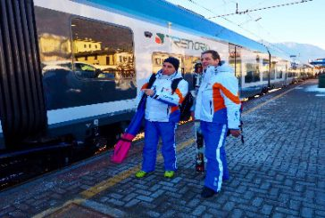 Trenord, cresce il numero di chi sceglie il treno per trascorre il tempo libero
