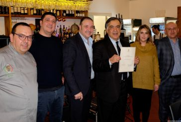 Pioggia di riconoscimenti per la Pizzeria La Braciera di Palermo