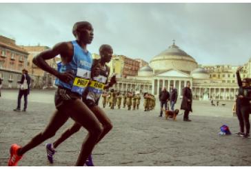 Il pacchetto 'Be Fit' del Romeo Hotel per la 'Napoli Half City Marathon'