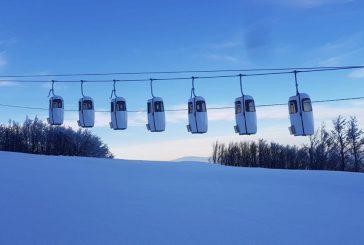 Inaugurata la nuova cabinovia sul Monte Catria: al via anche stagione sciistica