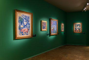 Trenitalia regala a chi viaggia in treno 1 ingresso su 2 per la mostra di Chagall