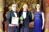 Ehma premia la sostenibilità e assegna riconoscimento a Frédéric Darnet