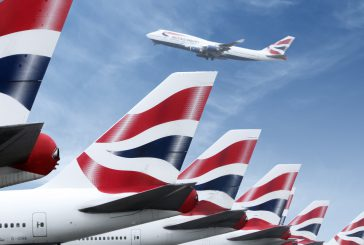 British Airways da luglio vola da Londra Heatrhow a Perugia