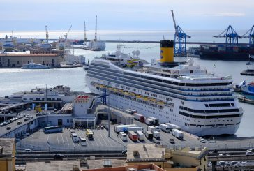 Costa Crociere punta sul green con 'Genoa Blue Agreement'