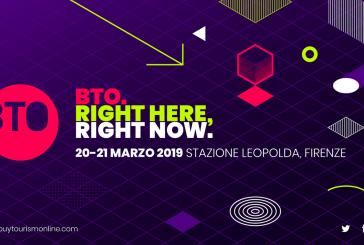 Countdown per 'BTO11 | Right here, right now', focus sullo 'smart tourism'