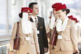 Emirates alle ricerca di nuovo personale di bordo: 5 open day in 5 città italiane
