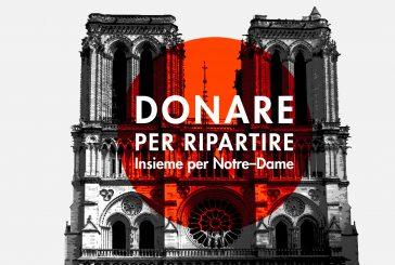 Albatravel aderisce alla raccolta fondi per ricostruire Notre-Dame