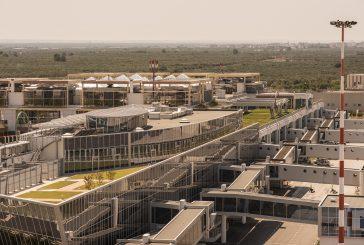 Pronta in estate la nuova executive lounge dell'aeroporto di Bari