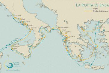 Parte l'itinerario in cinque paesi mediterranei sulle tracce di Enea