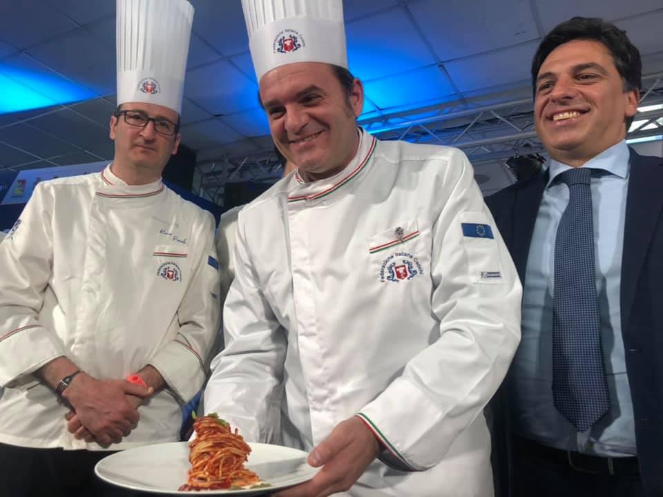 Centinaio chef a Catania esalta le eccellenze del made in ...