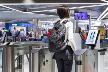 All'aeroporto di Atene arriva il check in con riconoscimento facciale