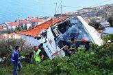 Incidente su bus turistico in Portogallo: muoiono 29 tedeschi