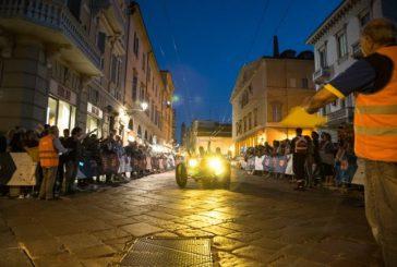 La 1000 Miglia fa tappa a Parma e attraversa Langhirano, Torrechiara e Busseto