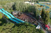 Musica, brividi e divertimento nell'estate di Mirabilandia