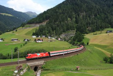 Entra in servizio il treno diretto da Vienna a Bolzano