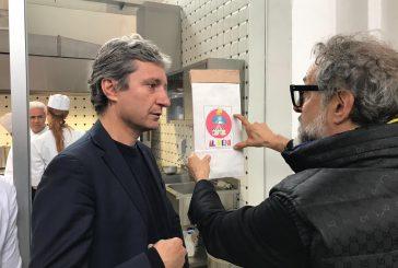 Bottura con i grandi chef del mondo a Rimini per 'Al Meni'