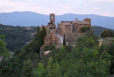 Parte dal borgo fantasma di Celleno un trekking sul 'Sentiero dei Castelli e delle Fiabe'