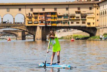 Firenze si prepara all'appuntamento con i 'Florence Paddle Games 2019'