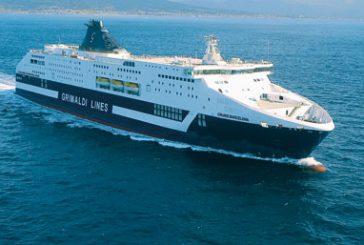 Al via l'offerta Advance Booking di Grimaldi Lines per l'estate