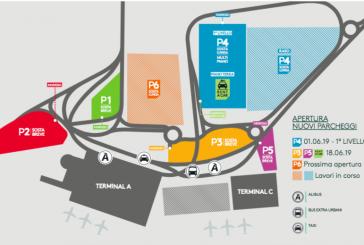 A Catania apre nuovo parcheggio multi piano per la sosta lunga
