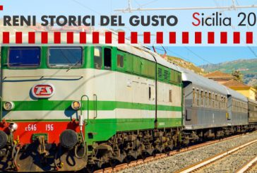 Da Siracusa all'Alcantara sui treni storici del gusto
