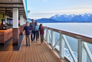 La Norwegian Bliss torna in Alaska insieme alla gemella Norwegian Joy