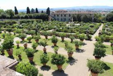 Giardino villa Medicea di Castello aperto durante i weekend estivi