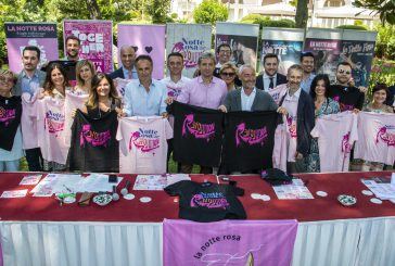 La Notte Rosa è pronta ad accendere l'estate della Romagna con 400 iniziative