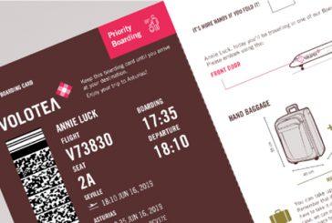 Volotea lancia il suo nuovo servizio di 'Priority Boarding'