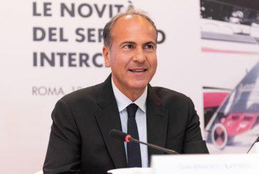Fs: Intercity rinnovati con investimento da 1,4 mld. Battisti: seguiamo modello AV