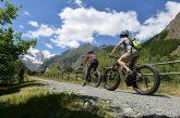 Su e giù per la Valle di Cogne in sella a una mountain bike