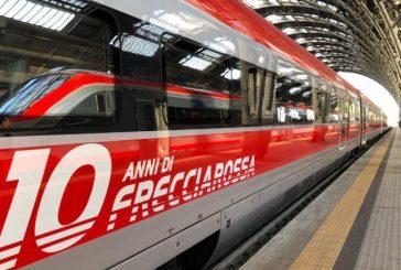Trenitalia, i collegamenti Torino-Milano saranno 55: 3 in meno