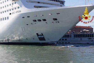 Incidente nave crociera a Venezia: colpa fu di Msc Opera