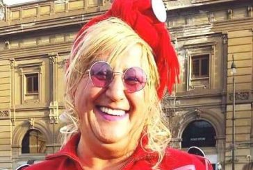 Siracusa Pride, Massimo Milani madrina d'eccezione insieme a Scianel di 'Gomorra'