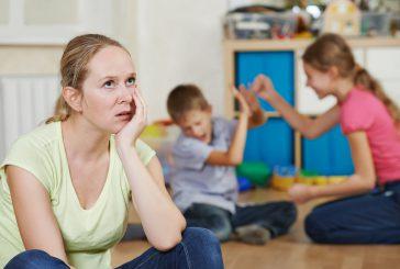 In vacanza con i figli? Per alcuni è meno stressante traslocare o divorziare