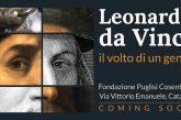 'Leonardo da Vinci, i volti di un genio' in mostra a Catania fino a novembre