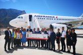 Air France torna a Palermo dopo 25 anni: più di 5.700 i ticket venduti