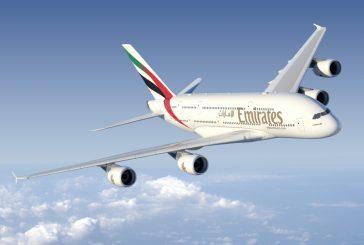 Emirates avvia un nuovo volo da Dubai a Penang via Singapore