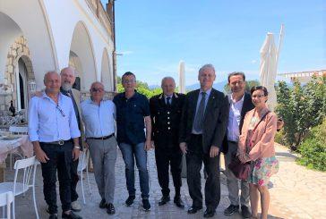 Tappa in provincia di Benevento per 'Life Beyond Tourism'