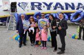 Ryanair celebra il traguardo dei 100 mln di pax all'aeroporto di Milano Bergamo