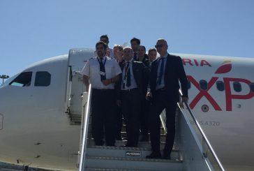 Inaugurato il volo Iberia Express tra Bari e Madrid