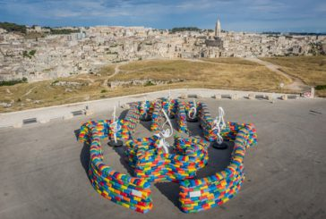 A Matera 2019 sboccia il 'Giardino di Zyz', installazione dell'artista Meggiato