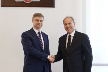 FS Italiane, incontro bilaterale tra Battisti e il ceo di Ferrovie russe