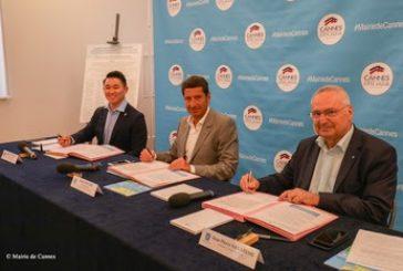 NCL sigla accordo con Comune di Cannes per protezione ambientale