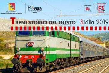 Da Catania alla scoperta dei sapori del Calatino a bordo di un treno storico