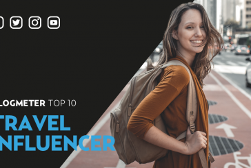 Chi sono i top 10 travel influencer italiani? Lo svela Blogmeter
