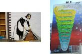 Banksy e Blu tra i protagonisti della mostra 'Street Art in Blu' a Torino