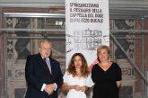 Volotea contribuirà a restauro altare 'Madonna Regina di Genova'